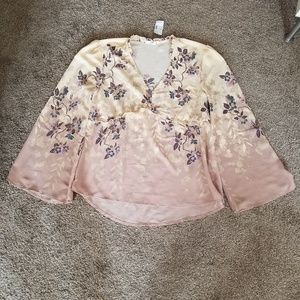 NWT Maurices Blouse